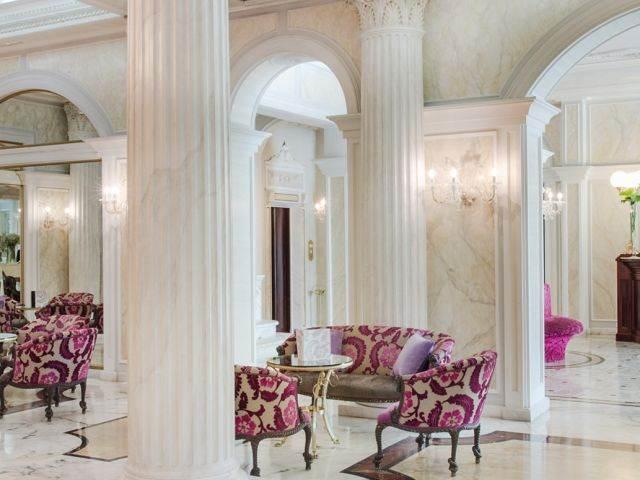 Hotel Riccione 5 stelle centro benessere SPA massaggi Grand ...