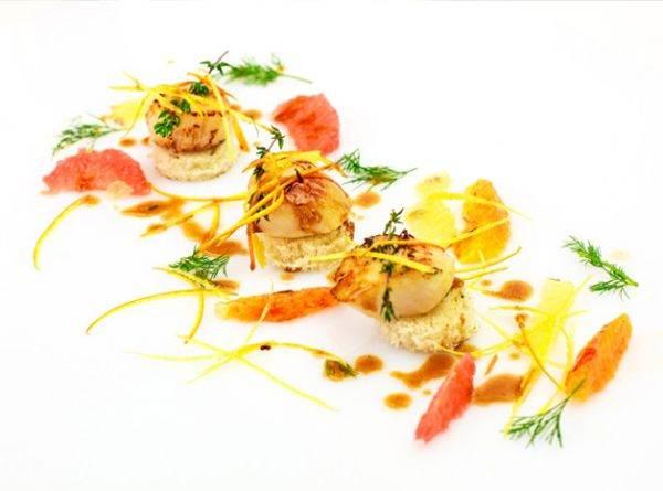 alta cucina Grand Hotel Des Bains Riccione