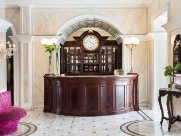 Grand Hotel Des Bains 5 stelle