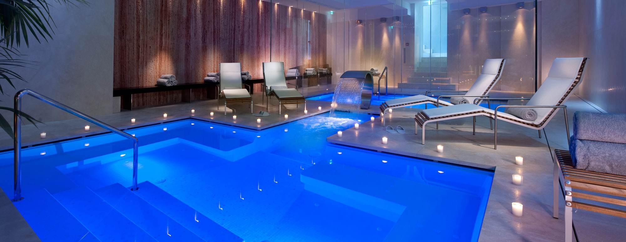 Spa riccione centro benessere in hotel con pacchetti e for Hotel ortigia con spa