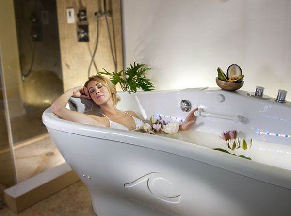 Pacchetti offerte spa hotel a riccione week end in suite - Bagno 90 riccione ...