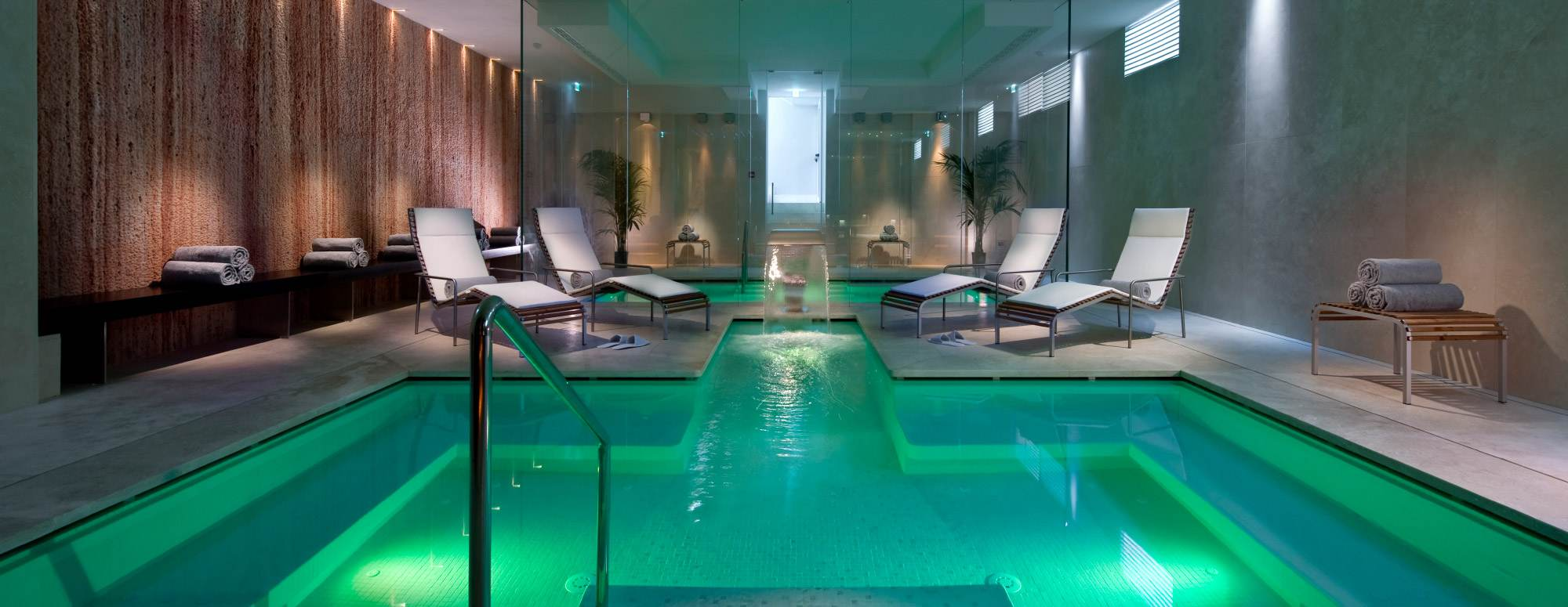 Hotel riccione 5 stelle centro benessere spa massaggi for Grand hotel des bain